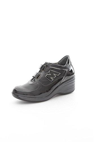 Melluso 06232 Sneakers Donna Pelle Nero Nero 39