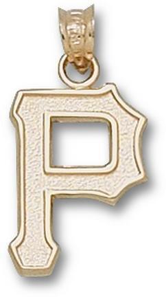 Pittsburgh Pirates MLB 10K 5/8 Charm