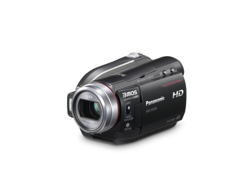 Panasonic HDC-HS100 Flash Memory High Definition Camcorder with 60GB Hard Drive & 12x Optical Zoom
