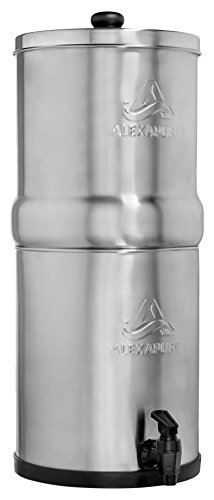 Alexapure-Pro-Stainless-Steel-Water-Filtration-System-5000-Gallon-Capacity