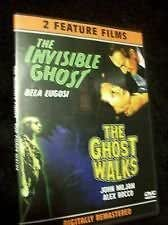 The Invisible Ghost & The Ghost Walks (2005 Digitally Remastered Ghostfest)