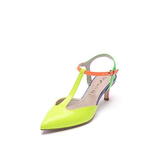 Tipe e Tacchi / charleston donna colore fluo verde/viola/giallo/arancio/verde/rosa