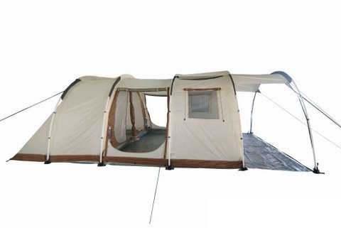 Gobi Tent – The Camping Equipment Company Gobi 6 Person Family Camping Tunnel Tent, Outdoor Stuffs