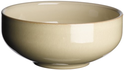 Denby Fire Cream/Yellow Soup/Cereal Bowl (Denby Chili compare prices)