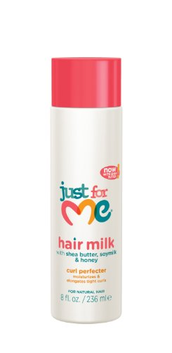 Just For Me Hair Milk Curl Perfecter, 8-Ounce Bottle