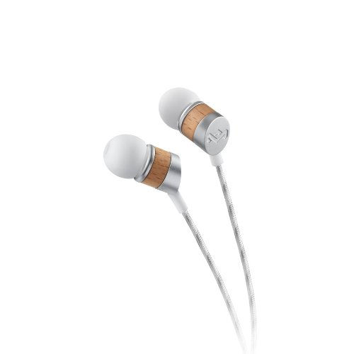 House Of Marley Em-Je033-Dr Uplift Drift In-Ear Headphones With Apple Three-Button Controller