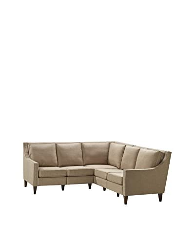 Homeware Peyton 2 Corner and Sectional, Twine
