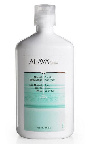Ahava Mineral Body Lotion (17 oz.)