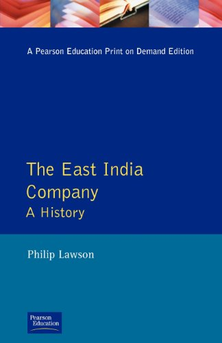 The East India Company: A History (Studies in Modern History)