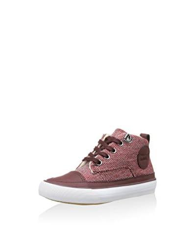 Levi´s Sneaker Alta PALO [Rosso/Grigio]