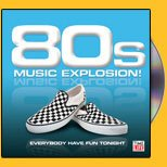 80's Music Explosion (10 CD Box Set)