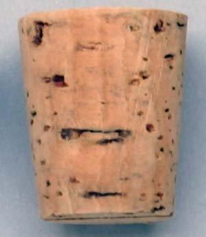 Medium #9 Tapered Corks (for standard wine bottles) Bag of 25