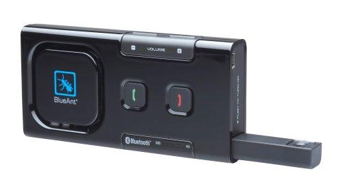 BlueAnt Supertooth_Light_Bluetooth_Handsfree Speakerphone, Black