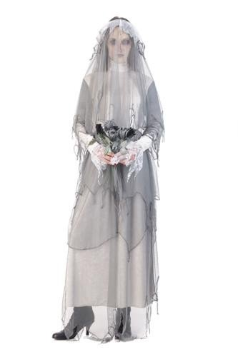 Ghost Bride Costume for Woman