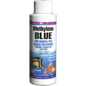 Kordon 37344 methylene blue general disease for Methylene blue for fish