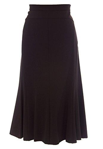 marina-rinaldi-by-maxmara-caitlin-brown-pleated-knee-length-skirt-14w-23
