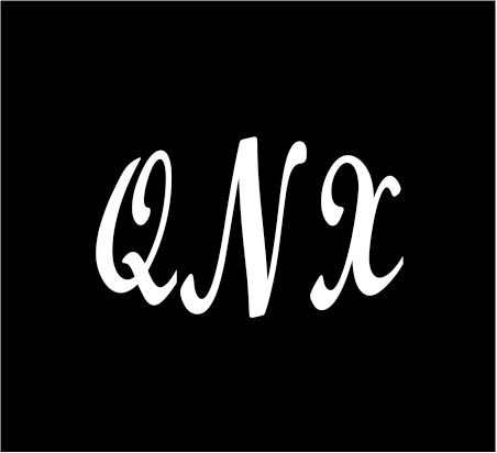 3-white-monogram-3-letters-qnx-initials-bold-font-script-style-vinyl-decal-great-size-for-cups-or-mu
