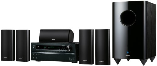 Onkyo HT-S7409 7.2-Channel Network A/V Receiver/ 5.1 Speaker Package