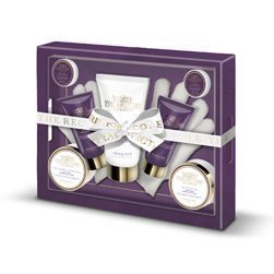 Silky Smooth Bathing Retreat-Luxury Bathing and Relaxation Set (REC11050)