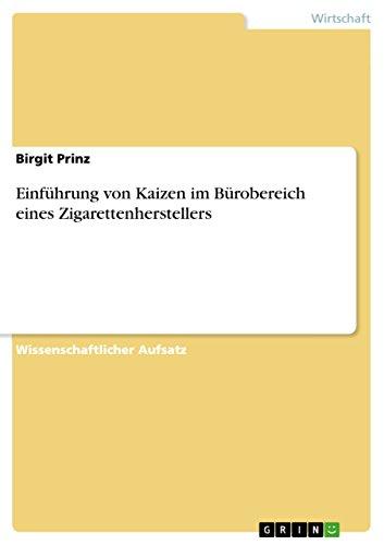 einfuhrung-von-kaizen-im-burobereich-eines-zigarettenherstellers-german-edition