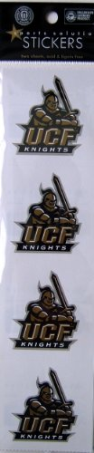 Sports Solution Central Florida Knights Logo Sticker - 1