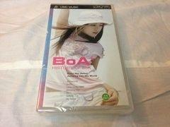 BoA ボア 韓国限定PSP専用ミュージックディスク UMD