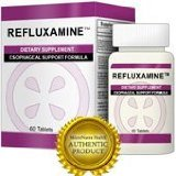 Refluxamine Natural Acid Relief (60 Caps)