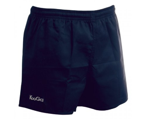 KOOGA Teamwear Murrayfield Men's Shorts , Navy, 34in - size 34 Waist x Regular