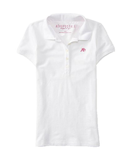 aeropostale-womens-polo-shirt-medium-white-102