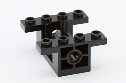 Lego Parts: Technic, Gearbox 4 x 4 x 1 2/3 (Black)