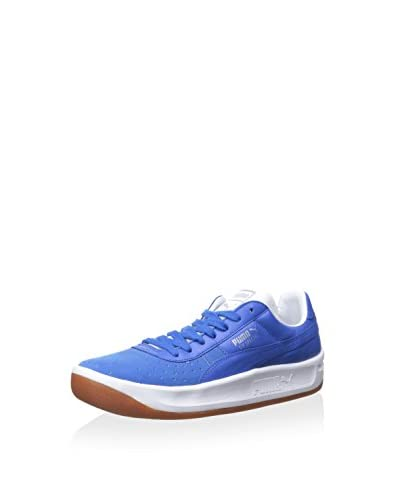 PUMA Men's GV Special Basic Sport Sneaker  [Strong Blue/Whisper]