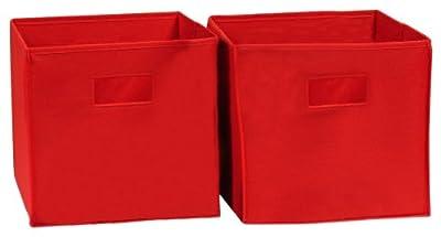 RiverRidge Kids 2pc Soft Storage Bins by Sourcing Solutions
