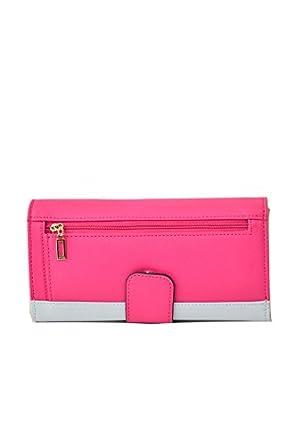 ... shipping free Portefeuille el porte-monnaie Guess de la gamme Forget Me  Not pour femme 56eb6bb9919