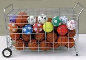 Maxi Ball Locker - 54 x 40 x36 by Olympia Sports
