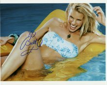 Signed Ostrosky, Beth 8x10 autographed