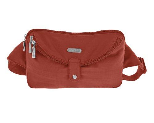 baggallini-hip-pack-sac-banane-sport-rouge