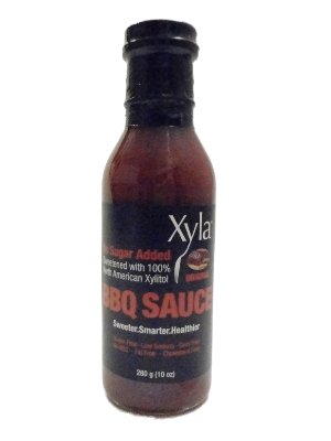 Xyla Brand Chipotle Xylitol BBQ Sauce