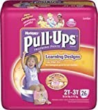 PULL-UPS GIRLS TRAINING PANTS, 2T/3T