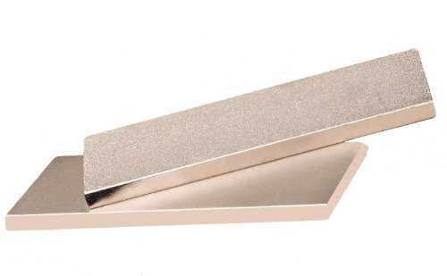 Ultra Sharp II Diamond Sharpening Stone Kit - Medium and Extra Fine