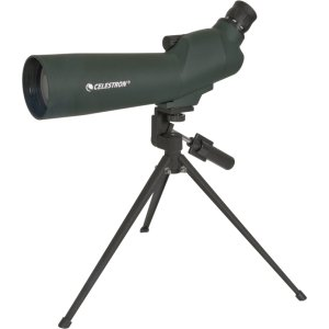 Celestron Upclose 20-60 X 60Mm 45 Degree Angled Body Spotting Scope