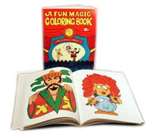 Royal Magic Coloring Book - Easy Magic Trick