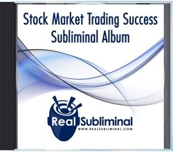 Stock Market Trading Success Subliminal CD