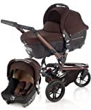 Jane Trider Formula Travel System Coffee R63