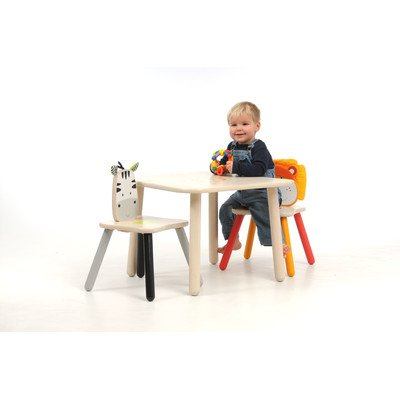Safari Furniture Kids Table and Chair Set