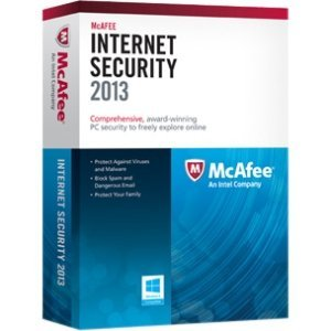 MCAFEE RETAIL BOXED PRODUCT McAfee Internet Security