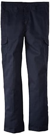 Dickies Big Boys' Cargo Pant, Dark Navy, 8