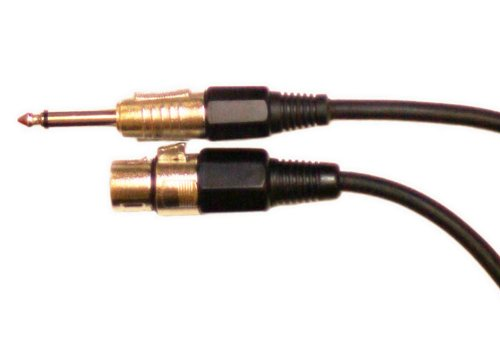 Ds18 Ds-C6430Ft Xlr Male To 1/4-Inch Male 12Ga 30-Foot Pro Audio Speaker Cable