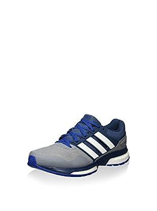 adidas Zapatillas Response 2 M (Azul / Gris)