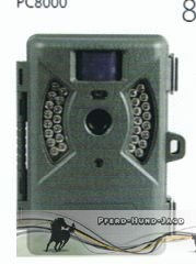 Pferd-Hund-Jagd HAWKE ProStalk Wildkamera PC8000