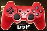 ps3 コントローラー PS3用DUALSHOCK3互換 純正品 に 匹敵!全11色 (レッド)